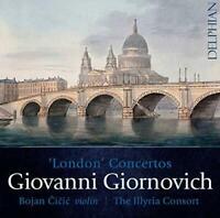 Bojan Cicic Giornovich - The Illyria Consort (NEW CD)