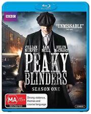 Peaky Blinders: S1 Season 1 Blu-Ray Region B