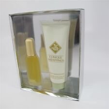 Wrappings by Clinique 2 Pcs. Set: 0.85 oz Perfume Spray & 3.4 oz Body Smoother
