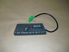 VOLVO 98-00 S70 V70 / 98-04 C70 Driver Side Left Front Power Seat Switch 9472715