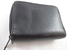 QualityExecutive Leather BUXTON Two Fold Cash//ID Wallet