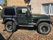 1998 Jeep Wrangler Sahara Edition 3dr Hard Top