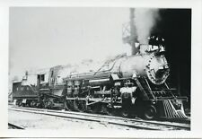 W777 RP 1939 W of A WESTERN RAILROAD OF ALABAMA TRAIN ENGINE #187 ATLANTA GA