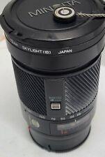 Minolta Maxxum AF Zoom 28 - 135 mm 1:4(22)-4.5 (L3) Macro For Parts or Repair.