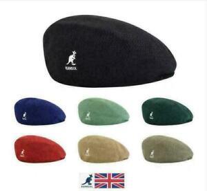 Classic Kangol Berets Casual Knitting Mesh Hat Men Women Hats 6 Colors UK