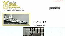 Gold Medal Models 1:700 Extra Ladders PE Detail Set #700-19