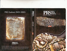 PRS Paul Reed Smith-Guitars-2003-Music S-DVD