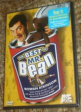 The Best of Mr. Bean (DVD, 2006), NEW & SEALED, REGION 1, ROWAN ATKINSON