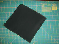 """1& 5/8 Yards Black Silky Blouse Fabric 60"""" wide Polyester"""