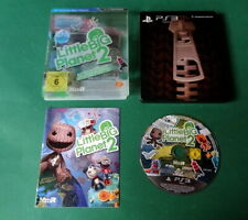 Little Big Planet 2 Limited Edition m. Steelbook fuer Playstation 3 PS3
