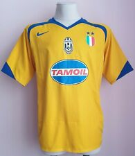 Juventus 2005 - 2006 Third football Nike shirt jersey size M