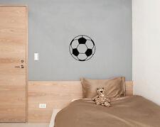 Balón Fútbol Juego Equipo Infantil dormitorio Arte Pegatina Imagen Póster