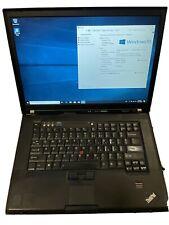 Ibm Lenovo ThinkPad T60 Genuine Intel(R) Core 2 T7200 2.00Ghz 3Gb Ram 100Gb Hdd
