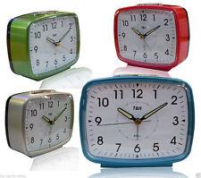 Klassische Wecker mit 12-Stunden-Anzeigeformat