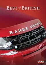 Range Rover - Best of British (New DVD) The full and in depth story Evoque