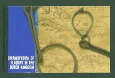 Curacao 2013 - 150 Jahre Ende der Sklaverei - Prestige - Markenheft Booklet **