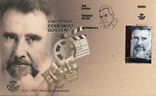 Spain Cinema Stamps 2019 FDC Fernando Guillen Gallego Famous People 1v Set