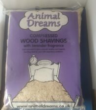 Small Woodshavings Natural Pet Bedding Hamster Gerbil Mouse Rabbit Sawdust X 2
