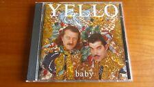 Yello – Baby CD * 848 791-2