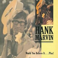 HANK MARVIN Would You Believe It Plus Vinyl Record LP See For Miles SEE 210 1989