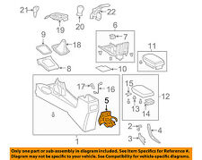 TOYOTA OEM 09-13 Corolla Center Console-Rear Cupholder 5560412050E0
