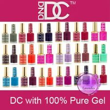 DND DC Soak Off Gel Polish + Matching Nail Polish Duo #1-289