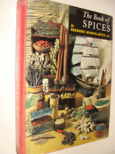 The Book of Spices 1970 Frederic Rosengarten Hc  History + Recipes