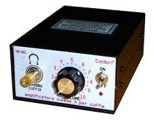 Amplificatore di alta qualità in classe A  stereo, senza controreazione, PR-681
