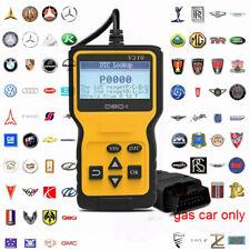 Automotive Vehicle Car Check Engine Diagnostic Scanner OBD2 OBDII Code Reader