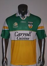 Offaly 2003/04 Gaa Gaelic Hurling Jersey. (Size - Large) Match Worn Number 29