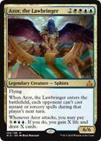 Azor, the Lawbringer x4 Magic the Gathering 4x Rivals of Ixalan mtg card lot