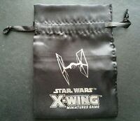 Star Wars Xwing Promo - Dice Bag -Tie Fghter