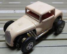 per H0 SLOTCAR RACING Modellismo ferroviario Hot Rod Coupè con T-Jet Motore
