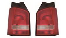 VW TRANSPORTER T5 (REAR TAILGATE) 2010>16 REAR LIGHT CLEAR INDICATOR PR-LL9262/3
