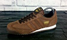 "BNWB & Genuine Adidas Originals Dragon ""Chile 62"" Leather Trainers UK Size 6"