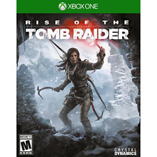 Rise of the Tomb Raider Xbox One [Brand New]