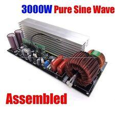 Assembled 3000W Pure Sine Wave Inverter Power Board Post Sinewave Amplifier