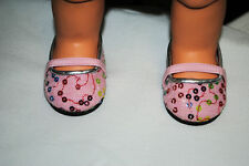 Starbright Ballerina Flats fit Galoob Baby Face Dolls