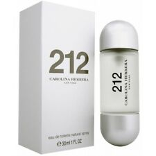 212 Carolina Herrera for women Eau de Toilette 30ml OVP