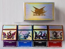Yugioh official Card Deck Case & Storage set : Dimension Box Limited(DBLE) Japan