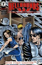 HELLHOUNDS (1994 Series) (DARK HORSE MANGA)(PANZER COPS) #4 Near Mint Comics