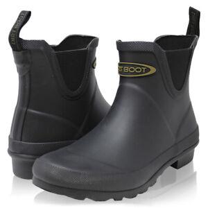 Dirt Boot® Waterproof Equestrian Slip On Stable Muck Yard Chelsea Boots