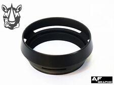 F105u Filter Adapter Ring + Lens Hood for Fuji Fujifilm X100T X100F Camera