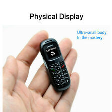 ew L8STAR BM70 Pocket Small GSM Phone Dialer Headset Cellphone Mini Mobile Phone