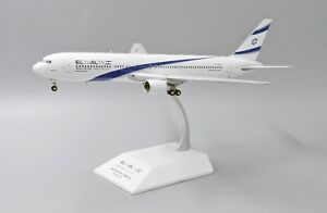JC Wings 1:200 El Al Israel Airlines Boeing B767-300(ER) 'Bat Yam' 4X-EAJ