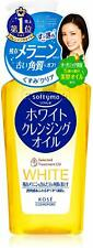 ☀Kose Cosmeport Softymo White Cleansing Oil Makeup Remover 230ml From Japan