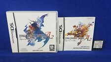 ds FINAL FANTASY TACTICS A2 Grimoire of the Rift Lite DSi 3DS PAL UK REGION FREE