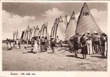 # RICCIONE: VELE SULLA RIVA