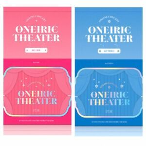 IZ*ONE ONLINE CONCERT 'ONEIRIC THEATER' BLU-RAY and KIT VIDEO FREE SHIPPING
