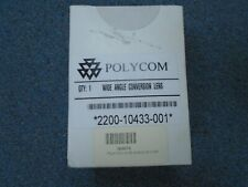NEW Polycom ViewStation Video Conf - Wide Angle Conversion Lens 2200-10433-001